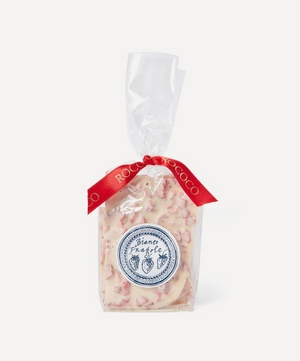 Bianco Fragola Strawberries in White Chocolate 150g
