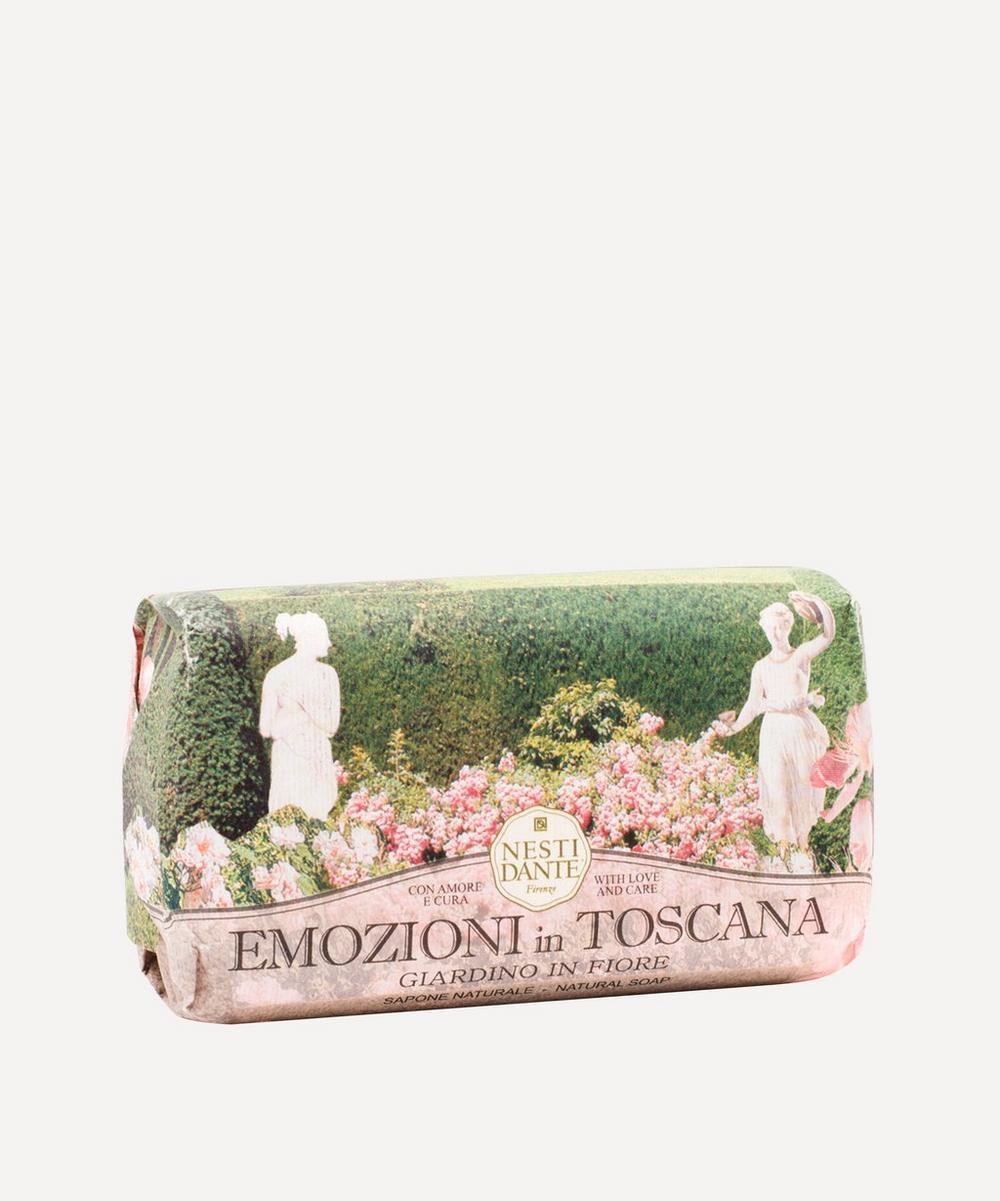 Nesti Dante - Emozioni in Toscana Blooming Gardens Soap 250g