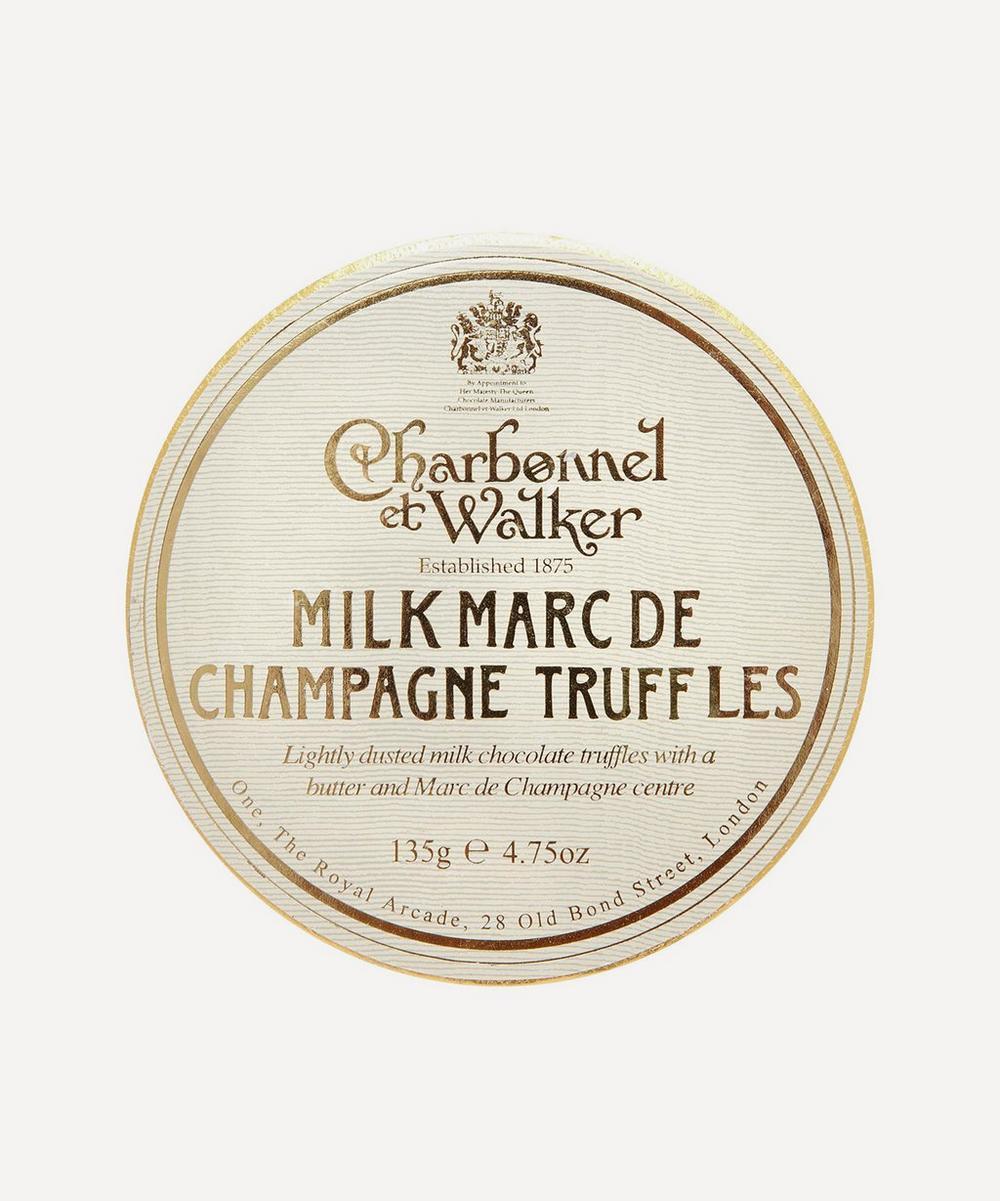 Charbonnel et Walker - Milk Marc De Champagne Truffles 135g