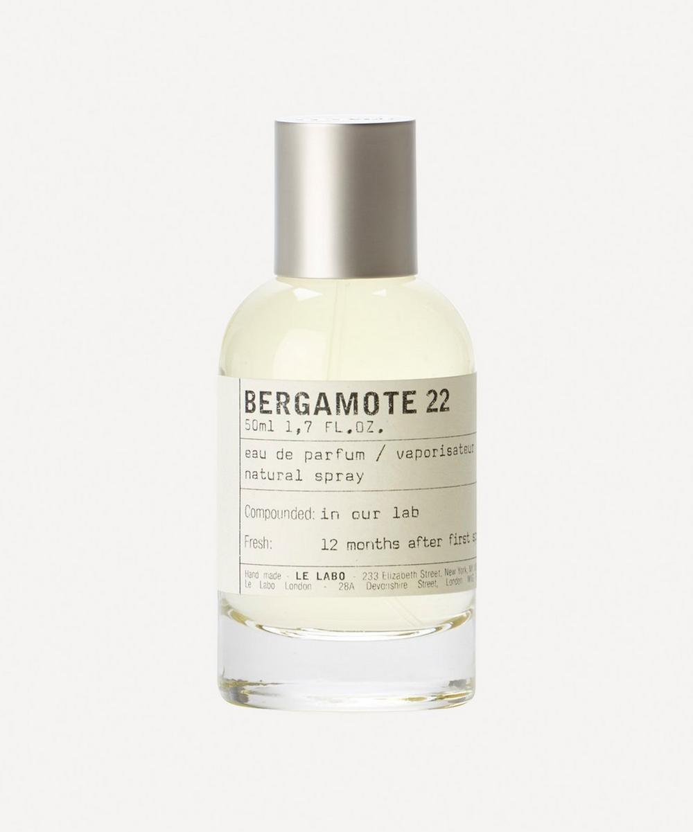 Le Labo - Bergamote 22 Eau de Parfum 50ml