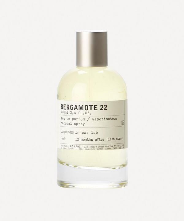Le Labo - Bergamote 22 Eau de Parfum 100ml