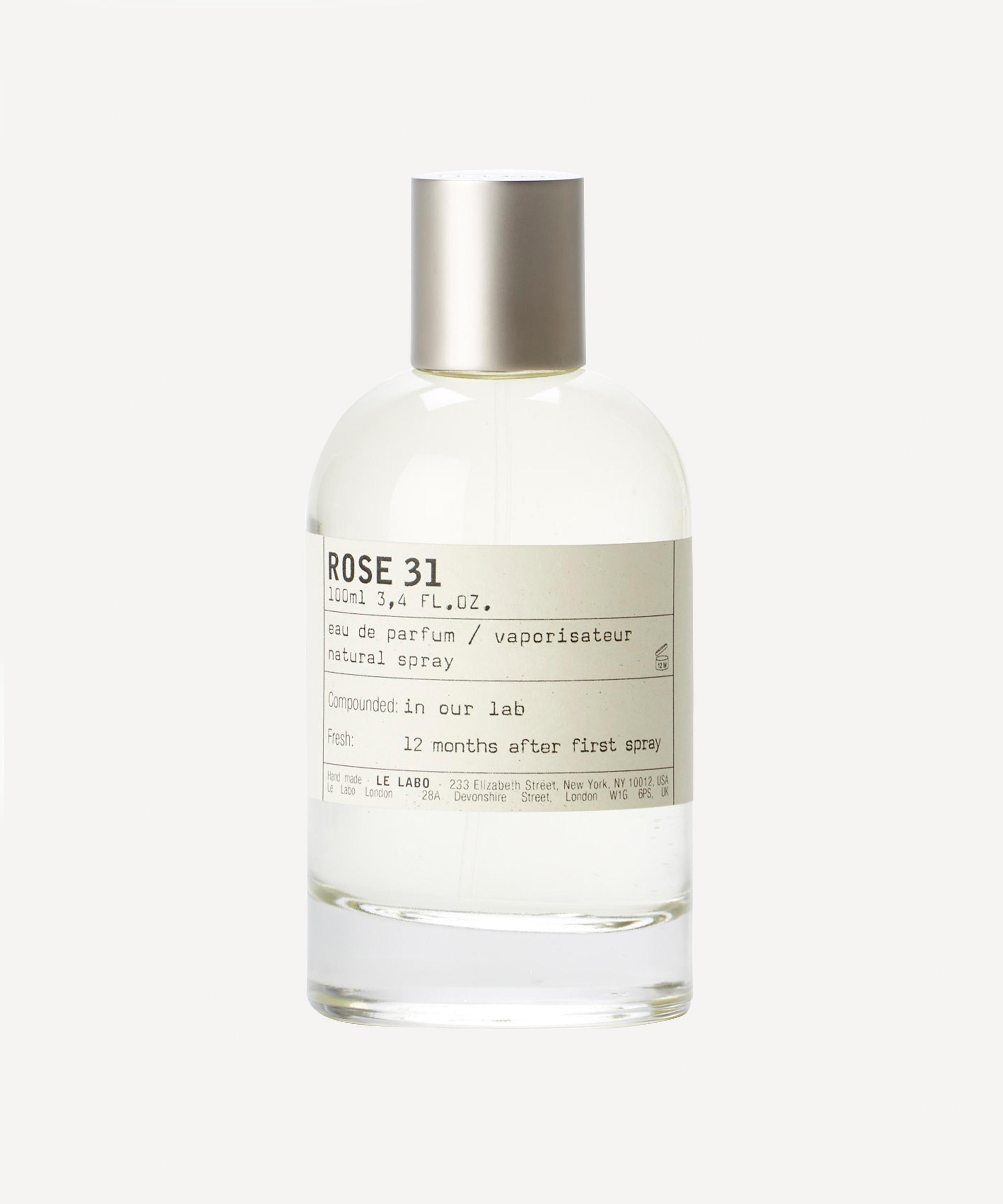 Rose 31 Eau De Parfum 100ml Liberty London