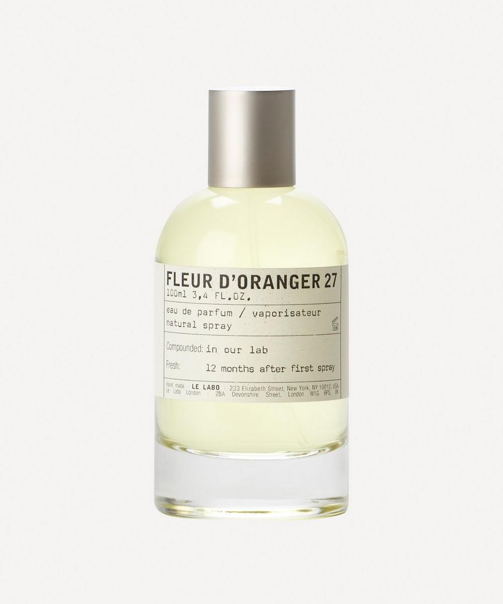 Le Labo - Fleur D'Oranger 27 Eau de Parfum 100ml