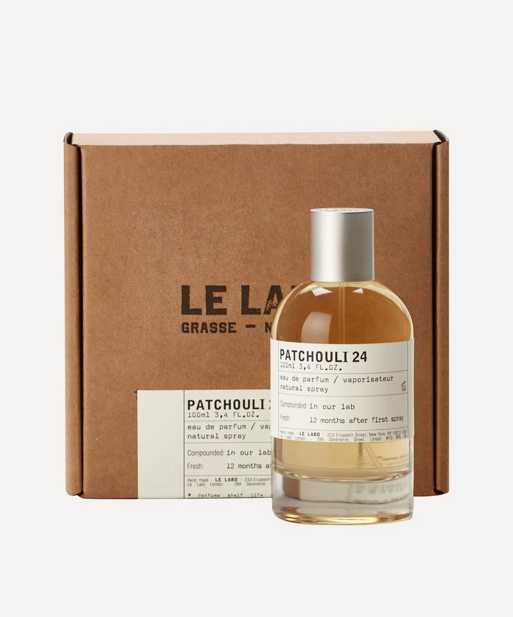 Patchouli 24 Eau de Parfum 100ml