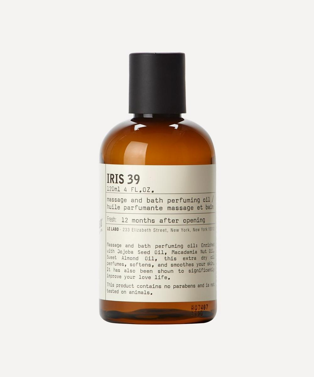 Iris 39 Bath and Body Oil 120ml