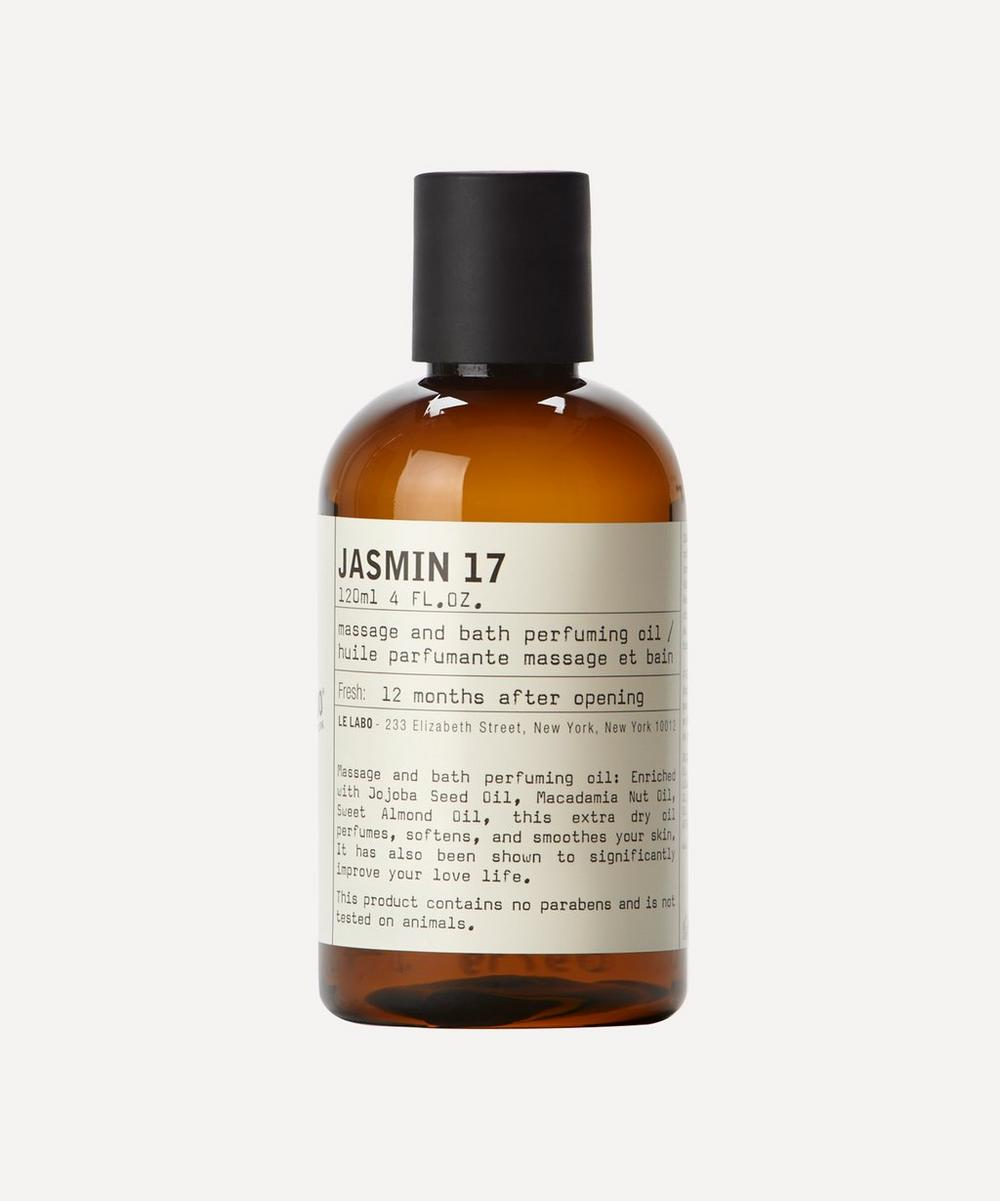 Jasmin 17 Bath and Body Oil 120ml