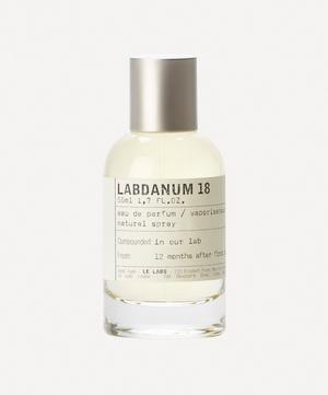 Labdanum 18 Eau de Parfum 50ml
