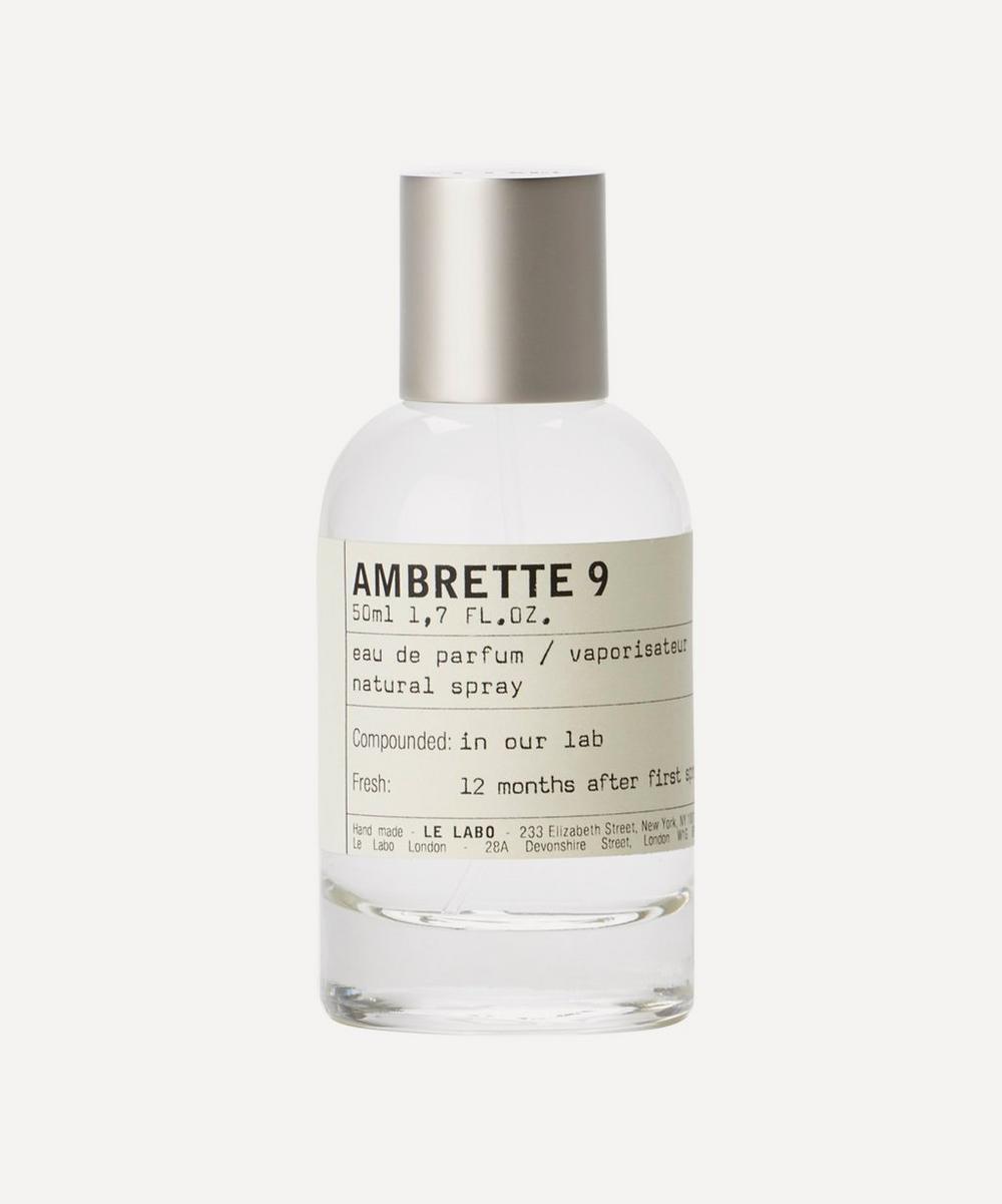 Ambrette 9 Eau de Parfum 50ml