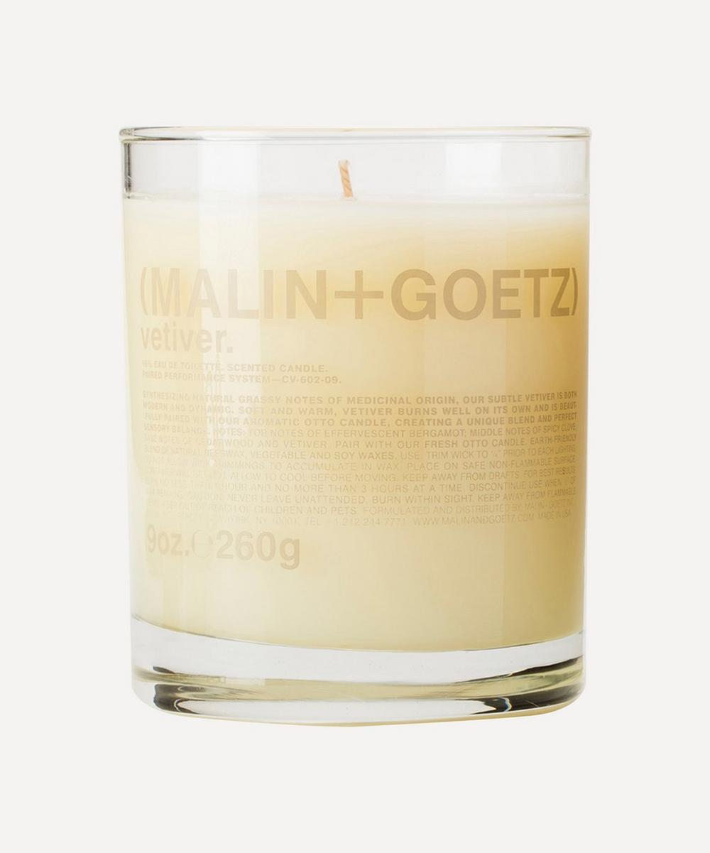 (MALIN+GOETZ) - Vetiver Scented Candle 260g