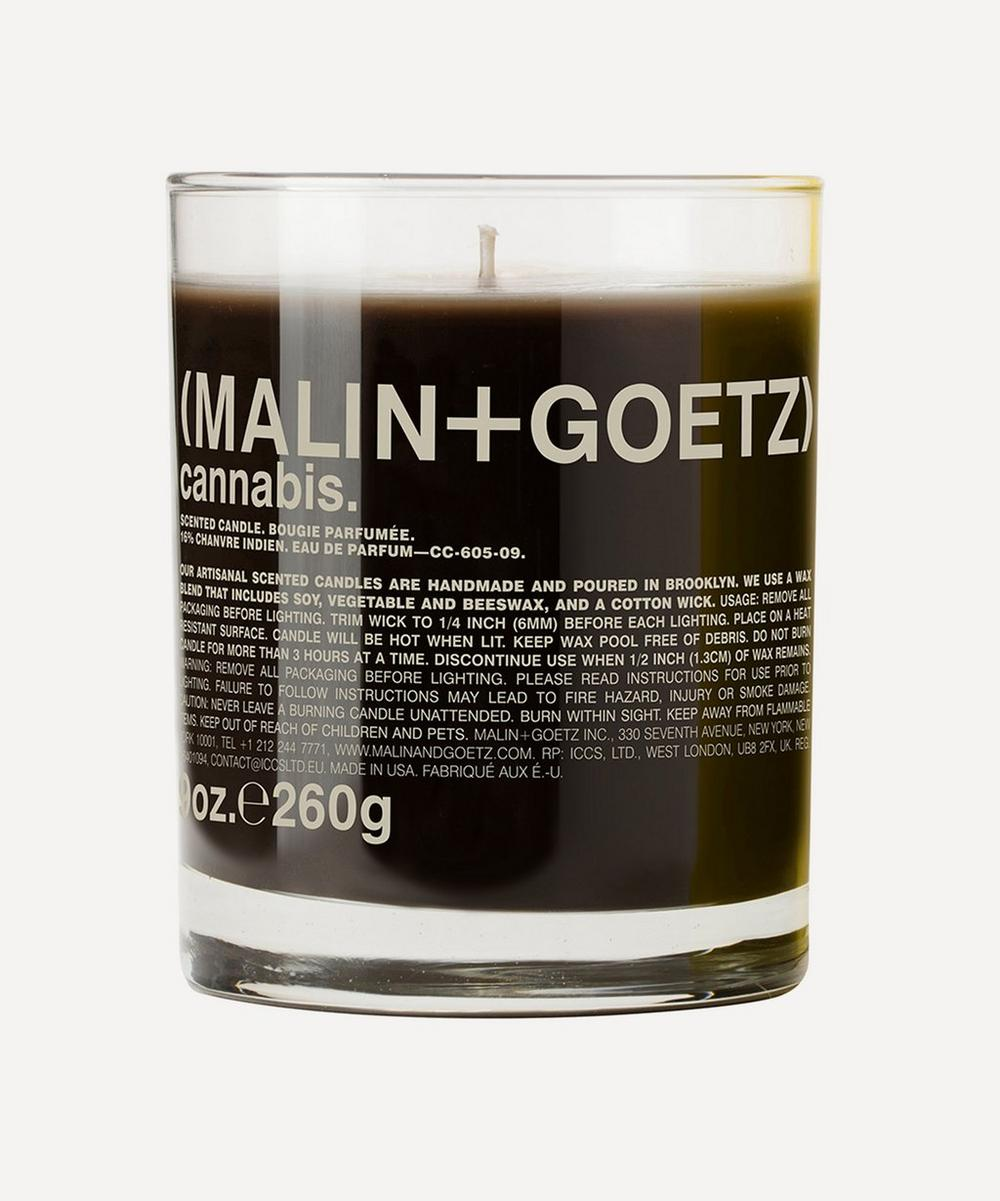 (MALIN+GOETZ) - Cannabis Scented Candle 260g