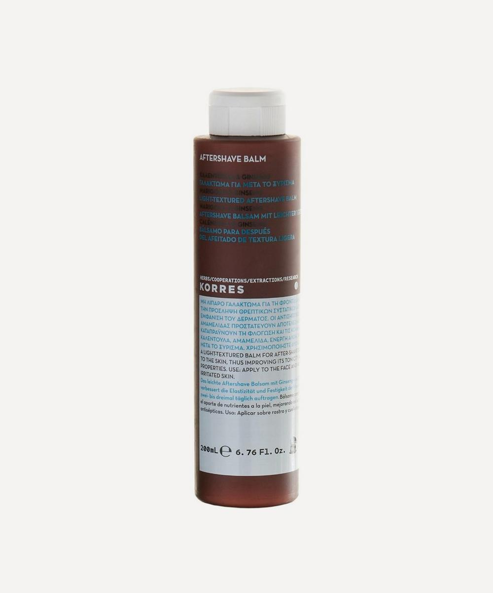 Marigold and Ginseng Men's Aftershave Balm 150ml