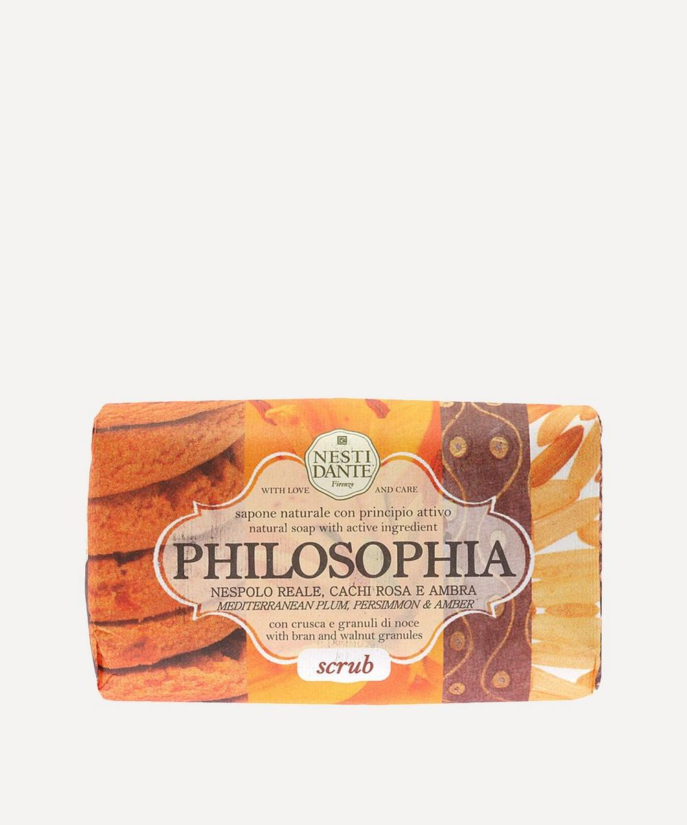 Philosophia Illuminating Scrub Soap 250g