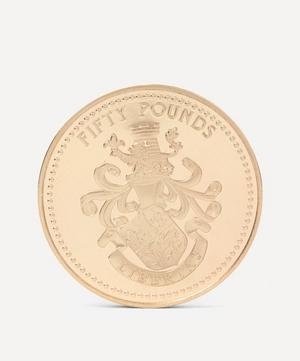 £50 Liberty Gift Coin