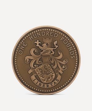 £100 Liberty Gift Coin