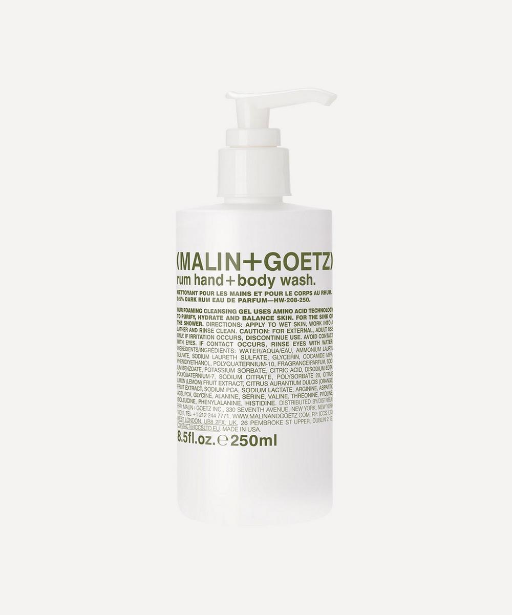 (MALIN+GOETZ) - Rum Hand and Body Wash 250ml