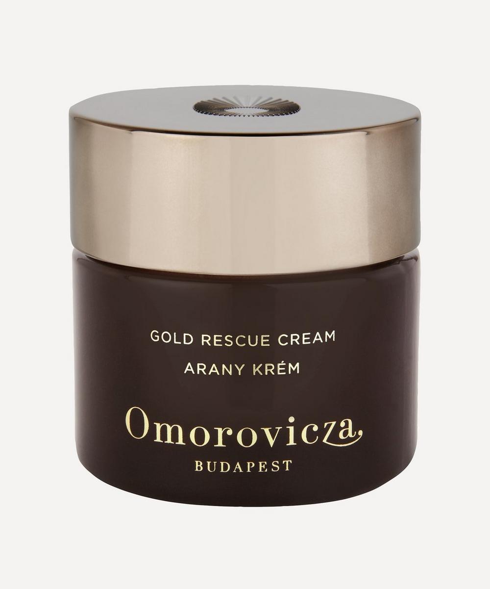 Omorovicza - Gold Rescue Cream 50ml