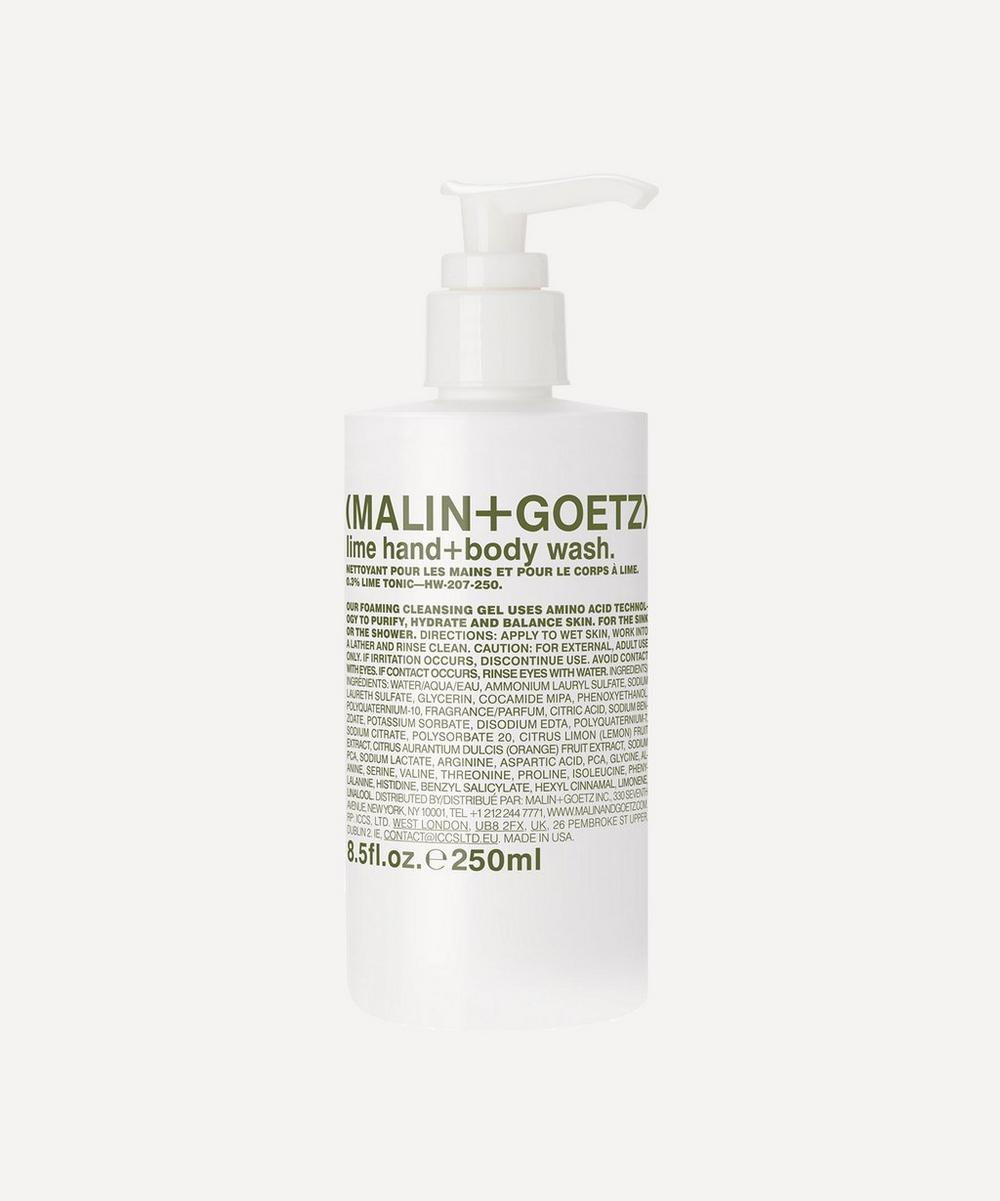 Lime Hand + Body Wash 250ml