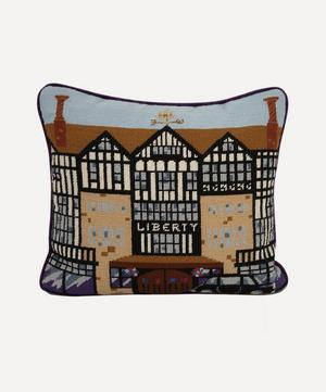Liberty Building Tapestry Kit