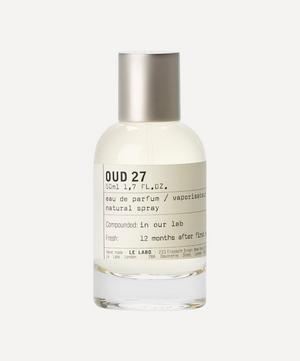 Oud 27 Eau de Parfum 50ml