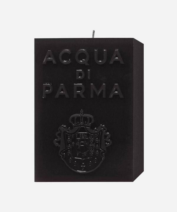 Acqua Di Parma - Large Cube Candle Amber 1000g