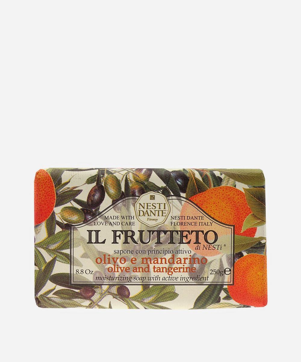 Nesti Dante - Il Frutteto Olive Oil and Tangerine Soap 250g