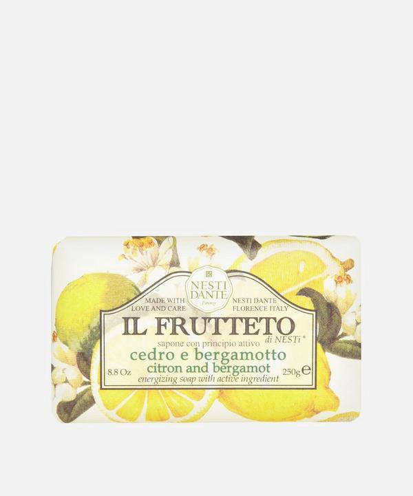 Nesti Dante - Il Frutteto Citron and Bergamot Soap 250g