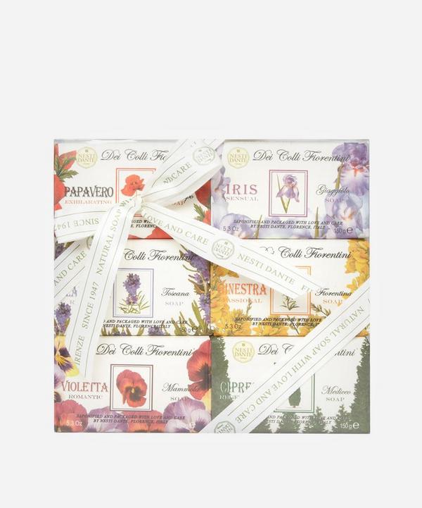 Nesti Dante - Dei Colli Fiorentini Soap Collection 6 x 150g