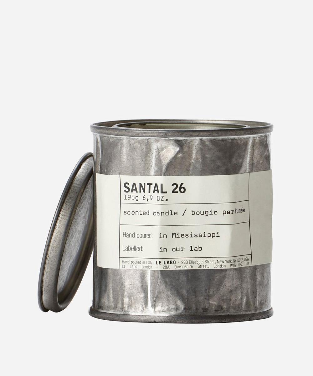 Santal 26 Vintage Candle 195g