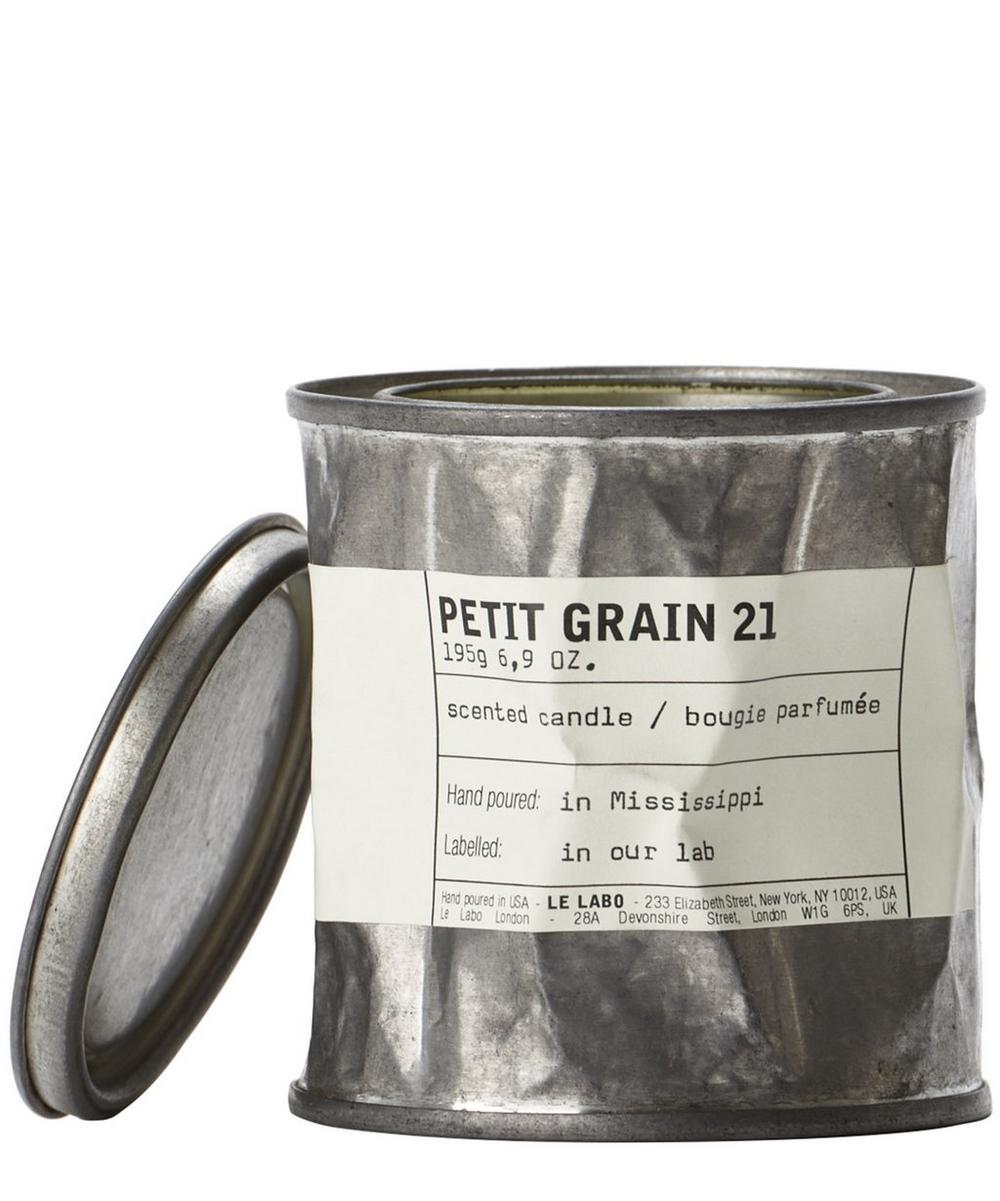 Petit Grain 21 Vintage Candle 195g