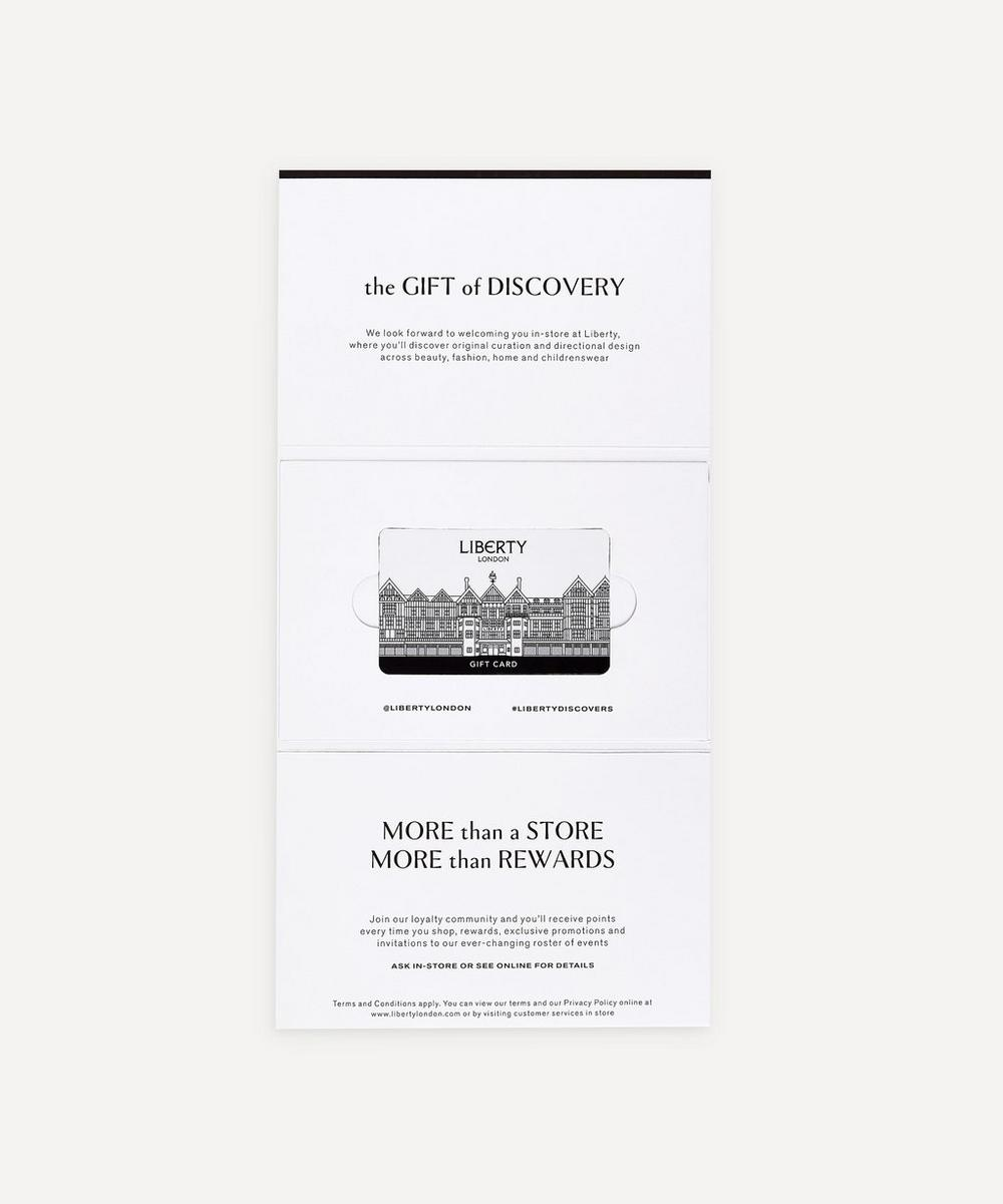 £100 Liberty Gift Card