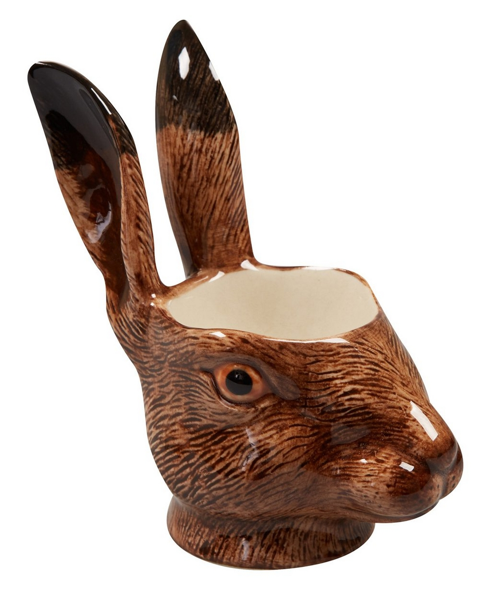 Hare Face Egg Cup | Liberty London