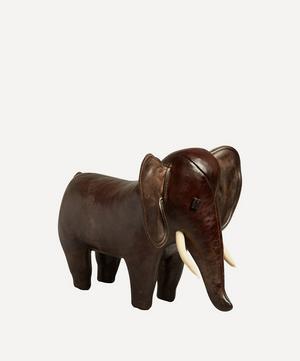 Small Leather Elephant