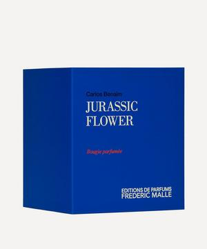 Jurassic Flower Candle 220g