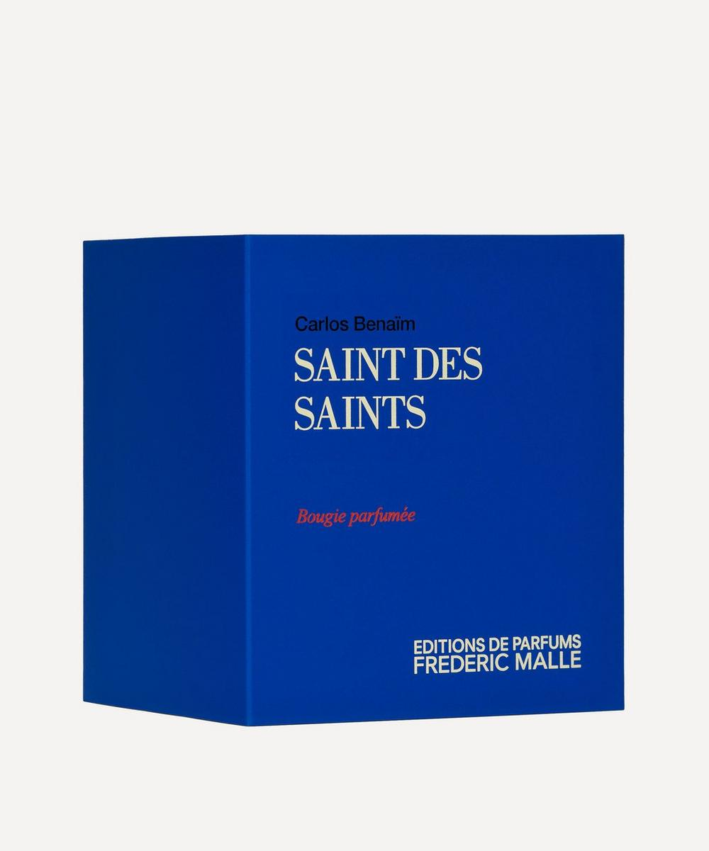 Saint des Saints Scented Candle