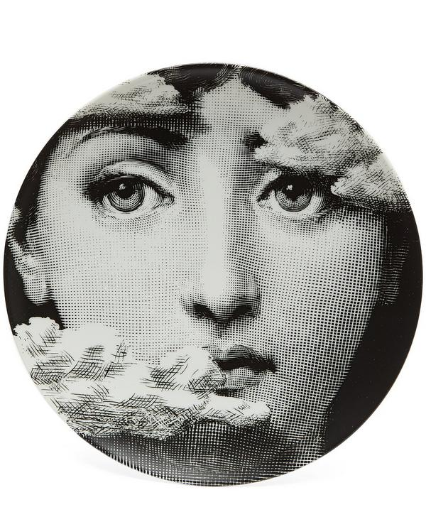 Fornasetti - Wall Plate No. 139