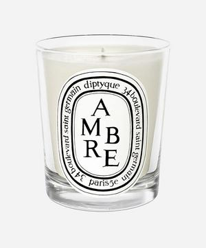 Ambre Scented Candle 190g