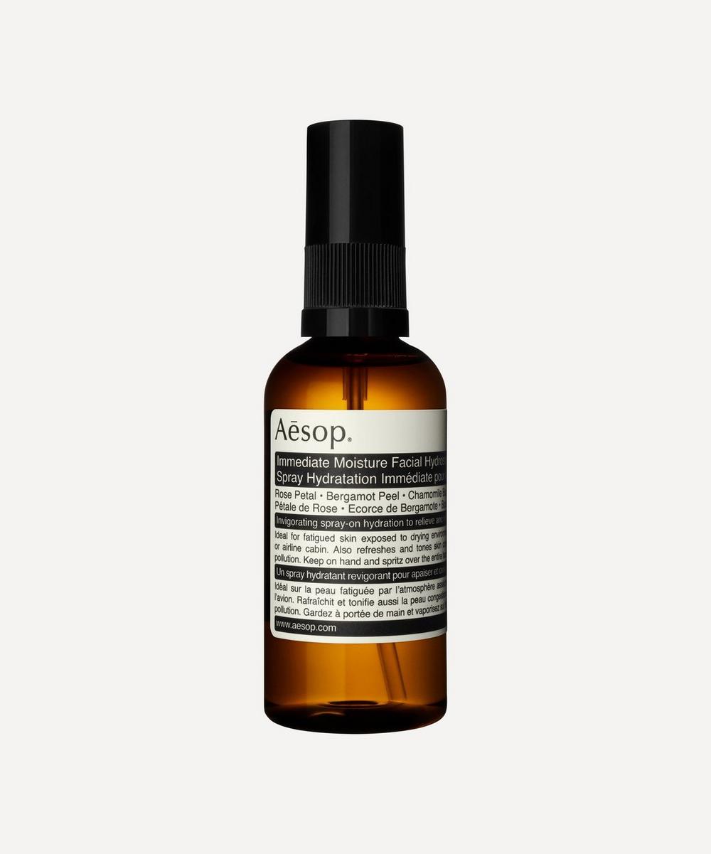 Aesop - Immediate Moisture Facial Hydrosol 50ml