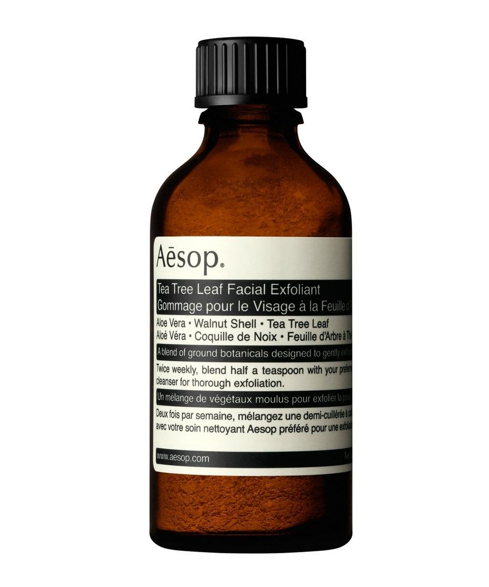 Tea Tree Leaf Facial Exfoliant 30g