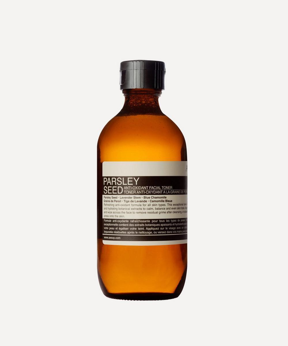 Aesop - Parsley Seed Anti-Oxidant Facial Toner 200ml