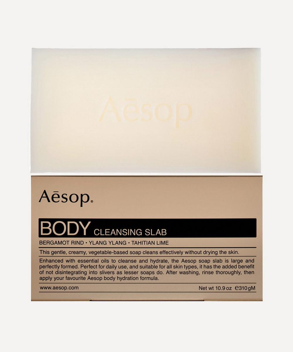 Aesop - Body Cleansing Slab 310g