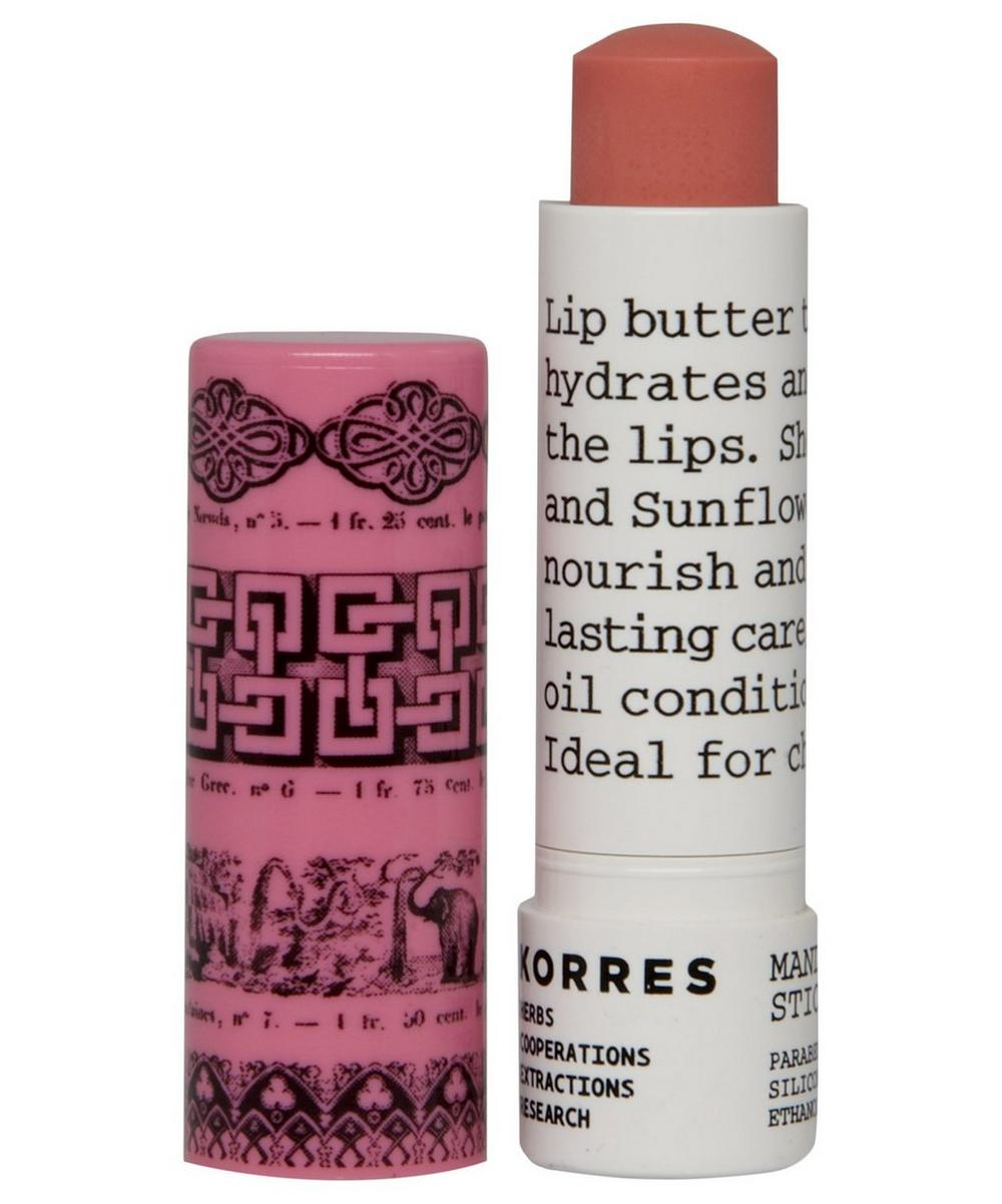 Mandarin Lip Butter Stick SPF 15