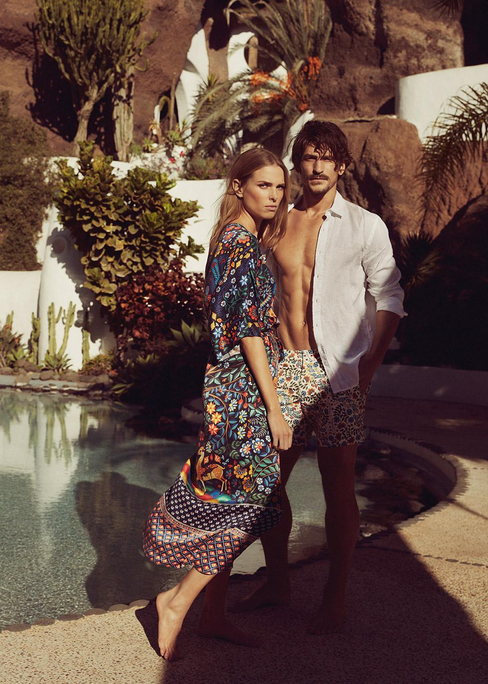 Liberty London: The Travel & Swim Collection