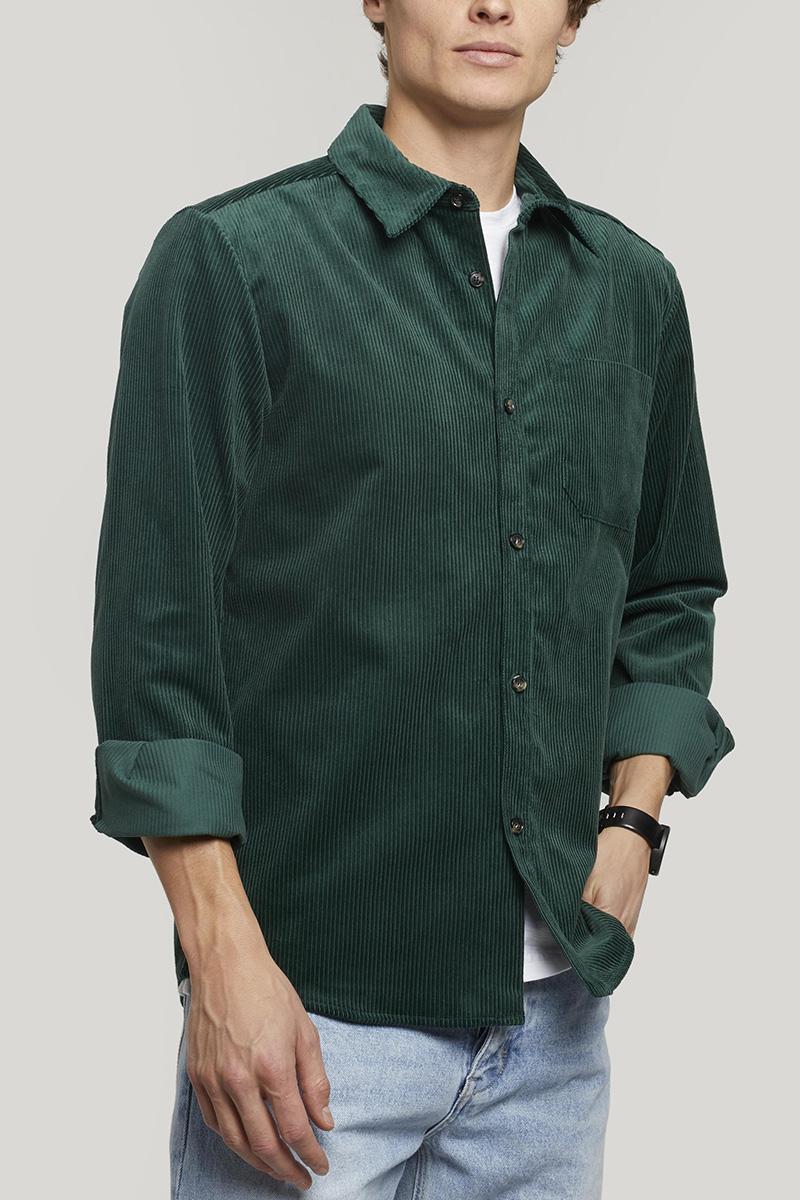 Marc Corduroy Overshirt