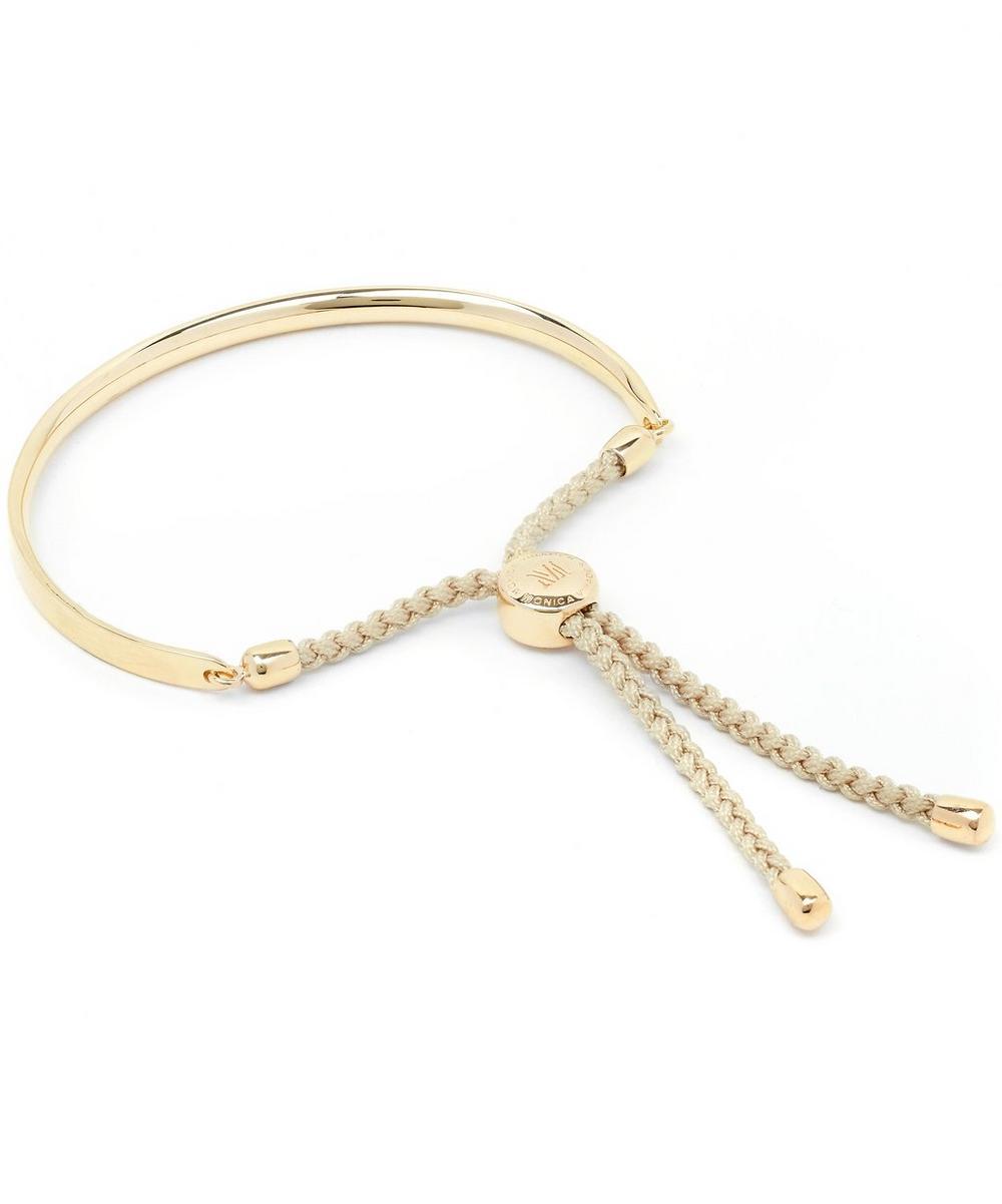 Metallic Cord Fiji Bracelet
