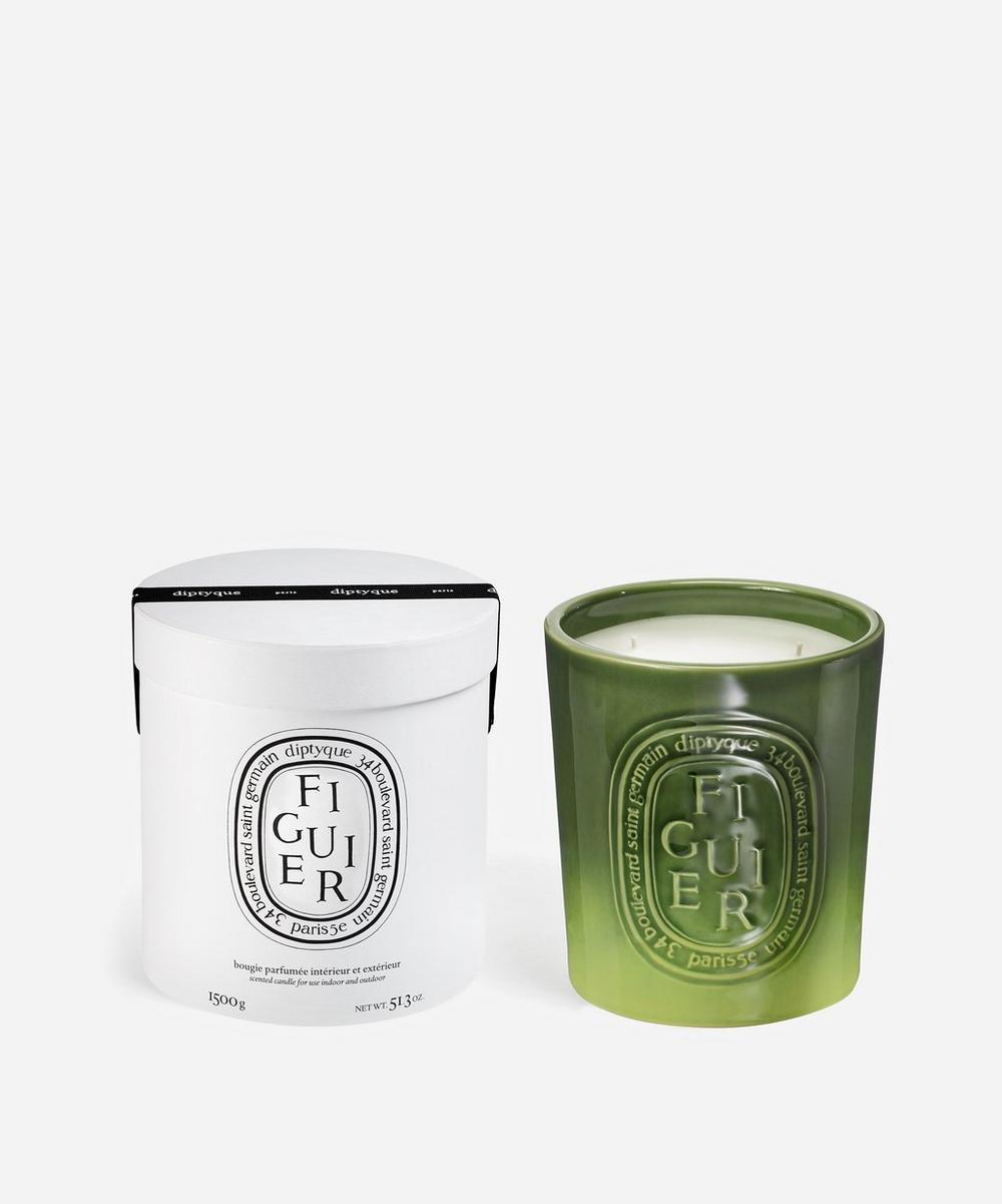 Diptyque - Figuier Indoor & Outdoor Scented Candle 1500g