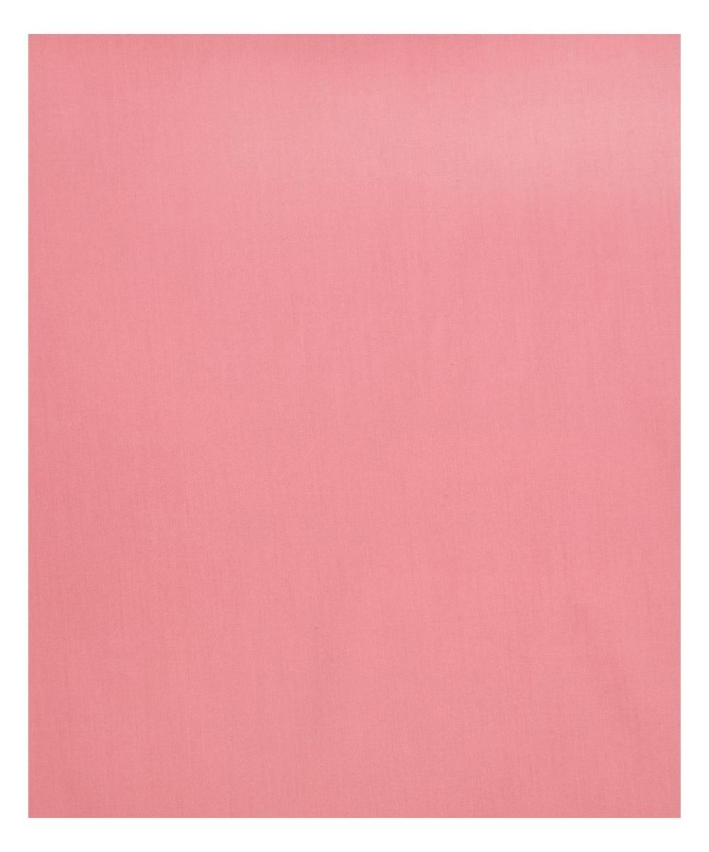 Cerise Pink Plain Tana Lawn Cotton