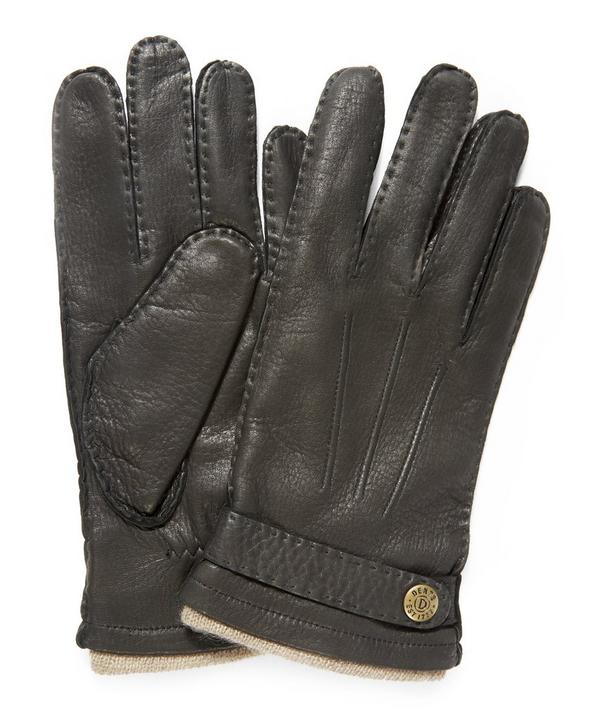 Gloucester Cashmere Lined Leather Gloves