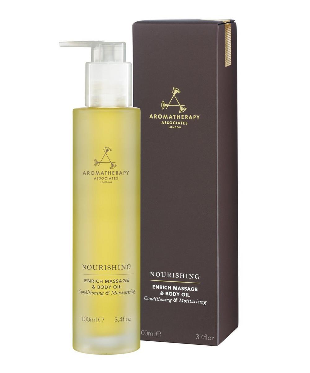 Nourishing Enrich Massage & Body Oil