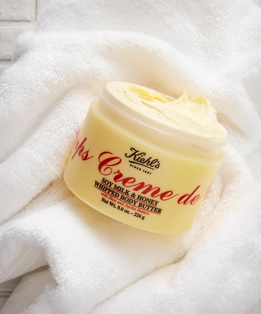 Creme de Corps Soy Milk & Honey Whipped Body Butter 226g