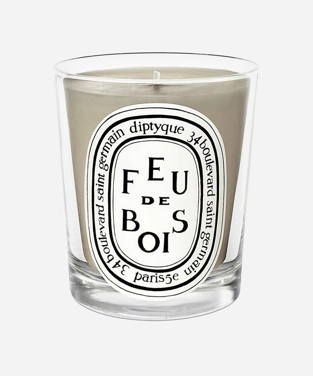 Diptyque - Feu De Bois Mini Scented Candle 70g